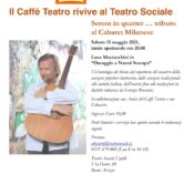 Serom in quatter..Tributo al Cabaret Milanese